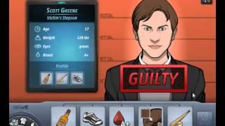 Criminal Case Case #15 Arrest Killer Family Blood