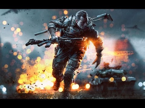 [Battlefield 4] Jay Z Ft. Rihanna & Kanye West - Run this town