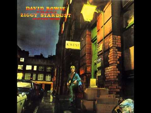 David Bowie - Ziggy Stardust (Previously Unreleased Original Demo)