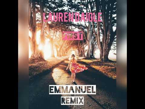 Lauren Daigle-First-(Emmanuel Remix)