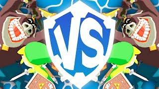 Zelda: The Wind Waker Randomizer Versus Race - Episode 6