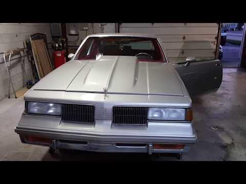 1987 Oldsmobile Cutlass Supreme Fully Customized