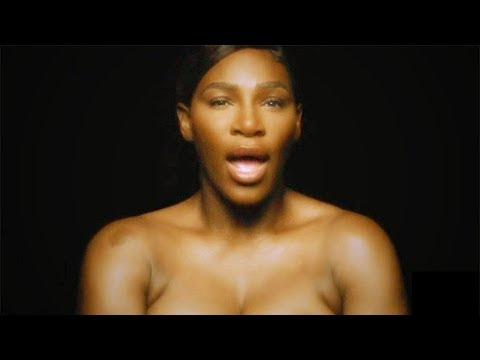 """Serena Williams """"I Touch Myself"""" #ITouchMyselfProject #DoItForYourself"""