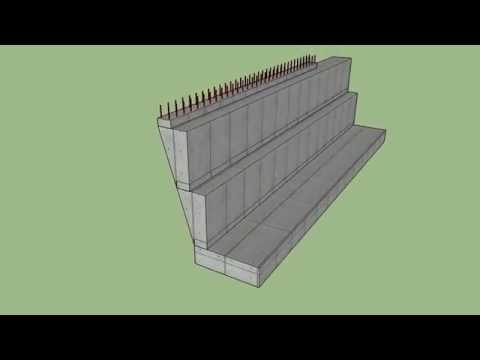 Wharf House Retaining Wall Construction-Revised
