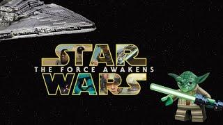 Lego Star Wars The Force Awakens #1 Битва при Эндоре Пролог