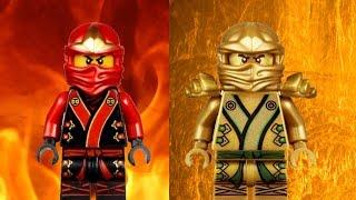 Lloyd vs Kai LEGO NINJAGO BATTLE