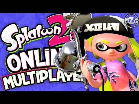 Aerospray MG! - Splatoon 2 Online - Episode 24