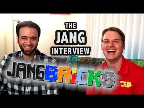 with JANGBRiCKS LEGO r