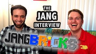 Baixar Interview with JANGBRiCKS LEGO YouTuber
