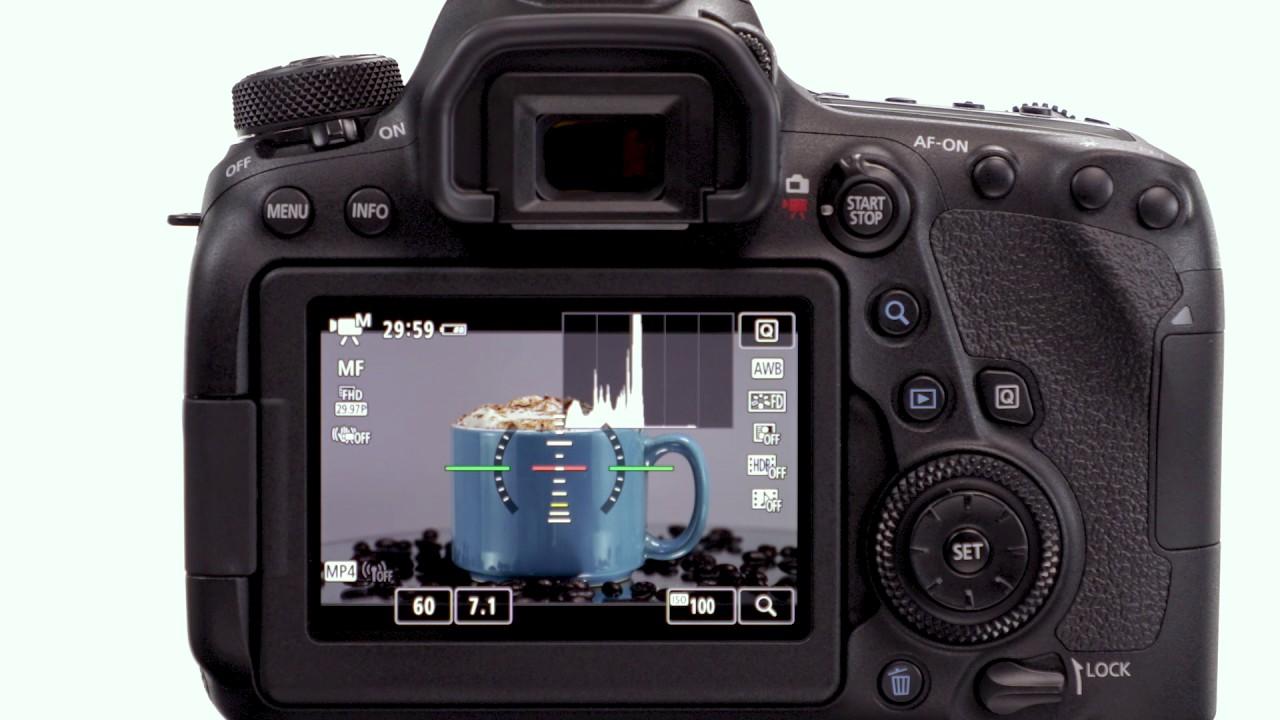 Canon Eos 6d Mark Ii The Vari Angle Touchscreen Lcd