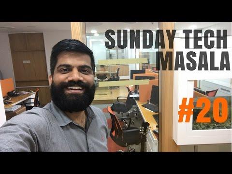 #20 Sunday Tech Masala - #BoloGuruji Live Edition