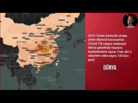Corona Virüsü Son Durum Haberler Türkiye Italya Iran Almanya Fransa #EvdeKal