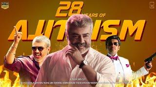 28 Years Of Ajithism WhatsApp Status Video 2020|Thala Ajith Mass Mashup|HD