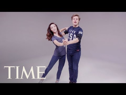 Olympic Gold Medalists Meryl Davis, Charlie White On Watching Ice Dancing At 2018 Olympics | TIME