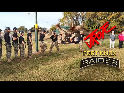 U.S. Army JROTC - Fort Knox Raider 2019