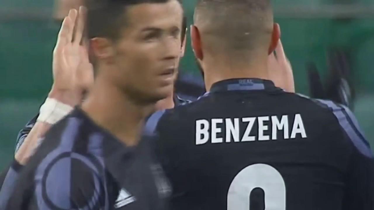 Download Karim Benzema Goal Legia Warszawa Vs Real Madrid 0-2 Champions League 11/2/2016