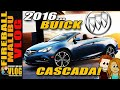 2016 BUICK CASCADA Action Review! - FMV254