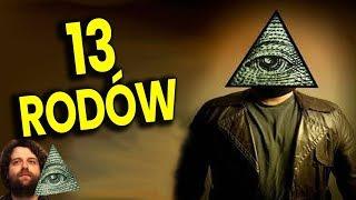 13 Rodów Illuminati - Dziś Astor i Bundy - Kapłani Szatana i Władcy Mediów Plociuch Spiskowe Teorie