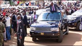 Why Do You Want To Be President Of Kenya?