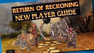 Warhammer Online Return of Reckoning new player guide 2021!