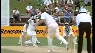 1 run test win, Australia v West Indies 4th test 1993 FULL HIGHLIGHTS