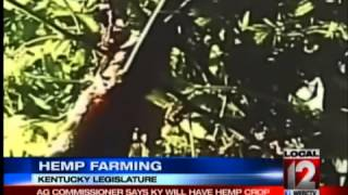 Hemp Farming in Kentucky