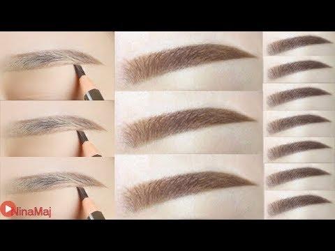 눈썹그리는법 - Eyebrows Tutorial