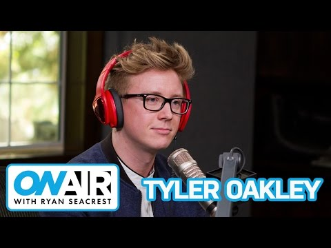 Tyler Oakley Talks YouTube Fame, Impact | On Air with Ryan Seacrest