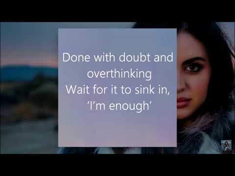 Rebecca Black - Heart Full Of Scars - Lyrics