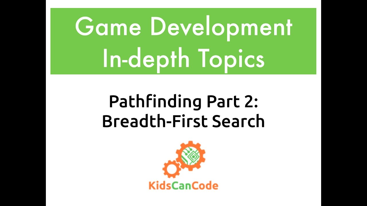 Gamedev In-depth: Pathfinding Part 2: Breadth-First Search