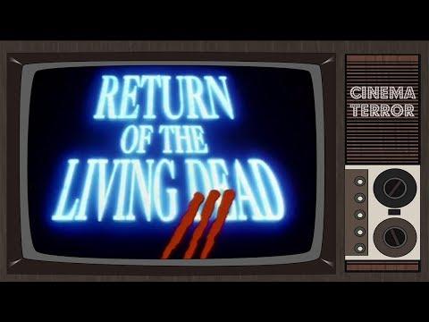 Return of the Living Dead 3 1993  Movie