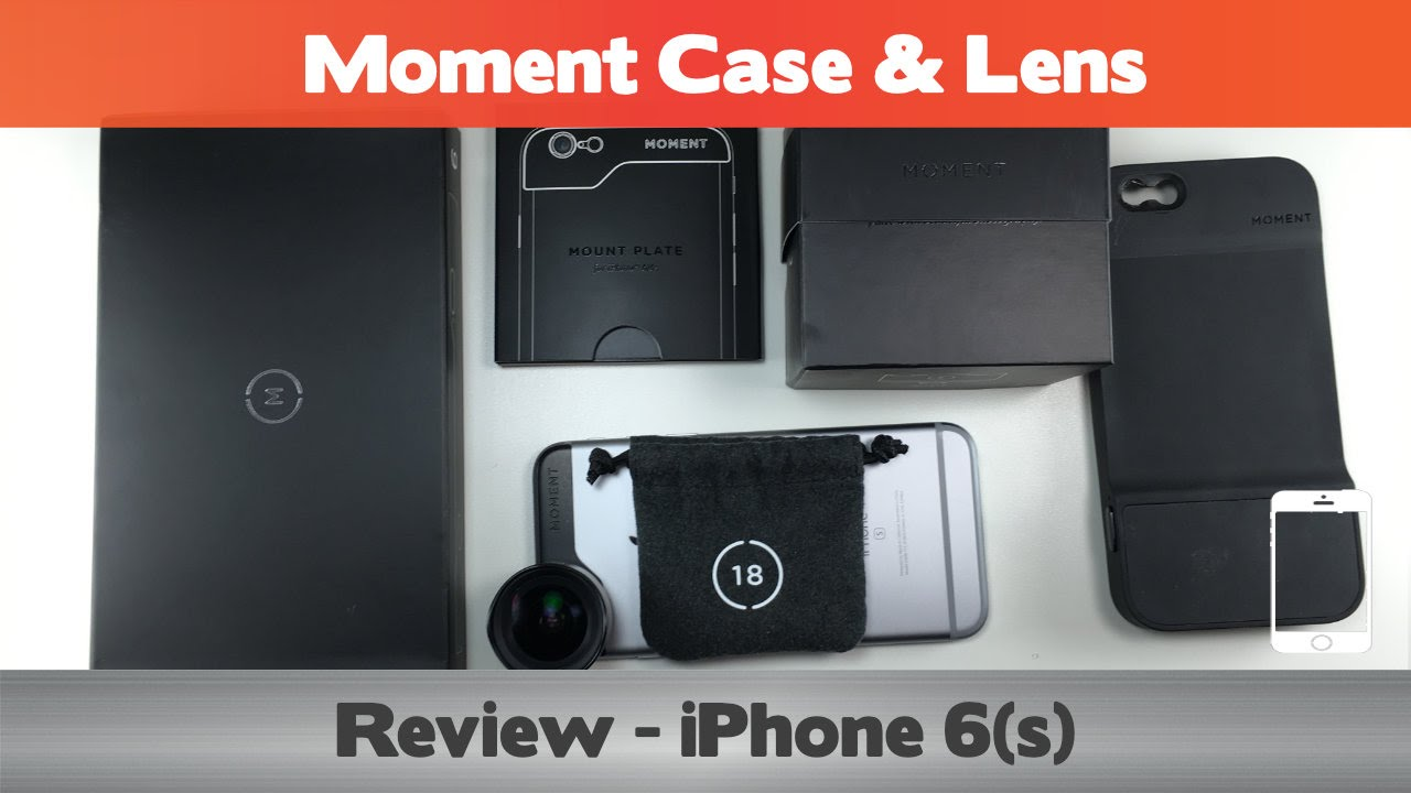 best sneakers 4095f a9123 Hands down the BEST iPhone camera case! Moment Case Review - iPhone 6  camera cases