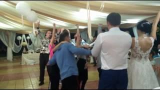 24.06.2017 Танц изненада за Галя и Стилиян Стойчеви.