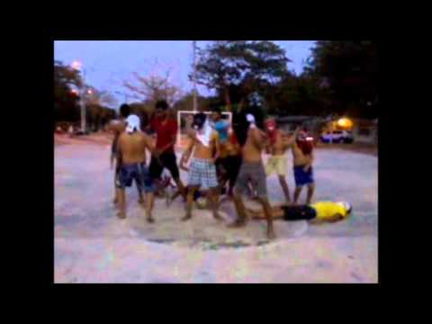 Harlem shake - Parque Santo Domingo - Barranquilla Travel Video