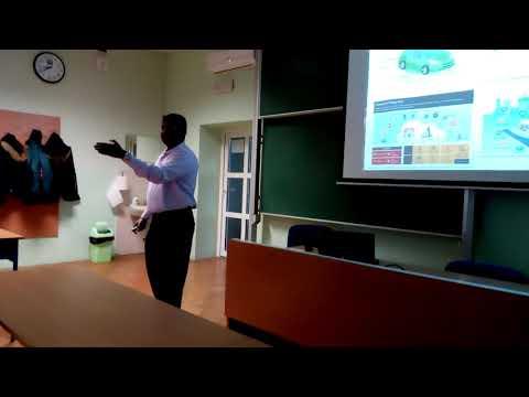 Automotive Seminar - University Series