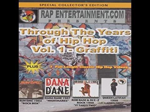 Through The Years Of Hip-Hop Vol.1 Graffiti