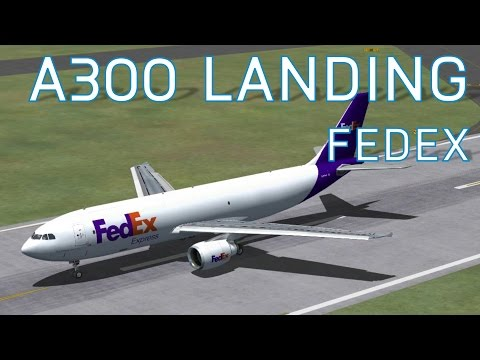 FSX FedEx A300-600F | The Aircraft to Airport Flight Show - Episode 7
