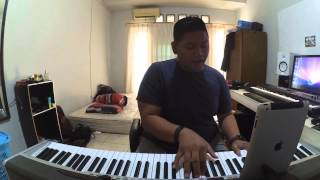 Jonathan Butler Falling in love with Jesus (cover) by Gerry Anake