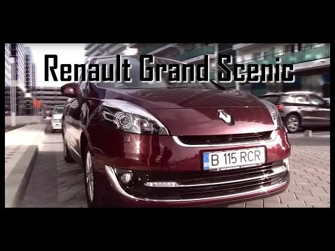 REVIEW-  Renault Grand Scenic 2012 (www.buhnici.ro)