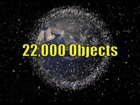 NASA Now: Technology: Orbital Debris -- Man-made Objects in Space