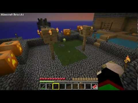 Minecraft: Ayaron's Sky Block Survival Episode 9 Optional Challenges Accepted!