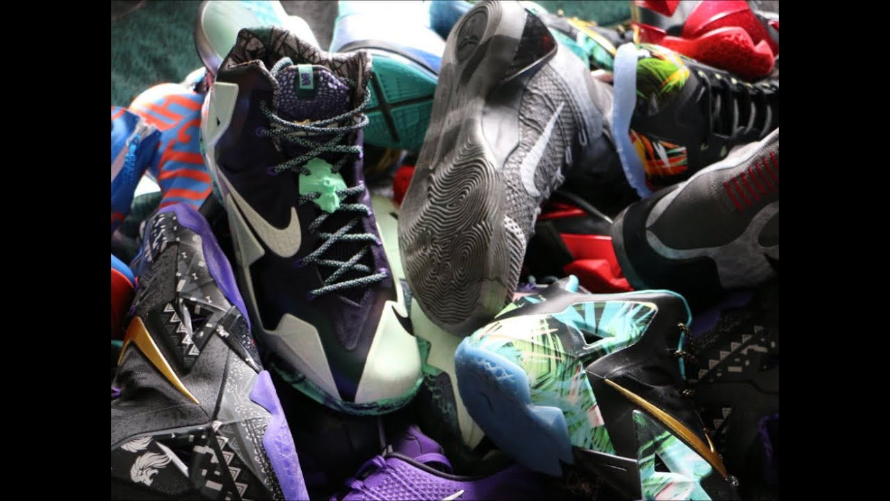 28d830f617bf TOP 10 SNEAKERS IN MY COLLECTION 2014 - YouTube