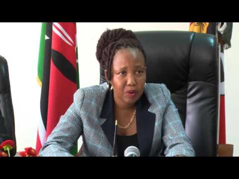 The Truth About Machakos Contractors, Speech by finance minister