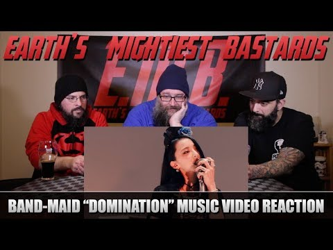 Music Video Reaction: Band-maid