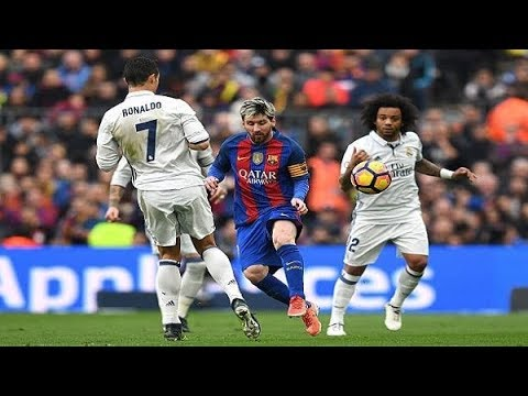 Goals of the Classico land between Real Madrid and Barcelona