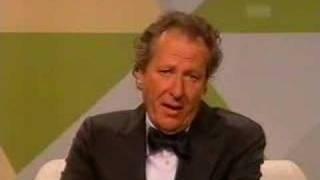 Best bit of Geoffrey Rush at 2006 AFI Awards part 3