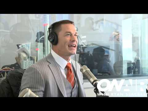 John Cena On How He Relates To Ferdinand | On Air with Ryan Seacrest