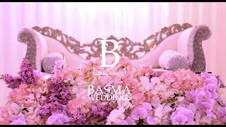 Orchid Flowerdream | BASMA Weddings | The Crown NL | Photo By Ehsan