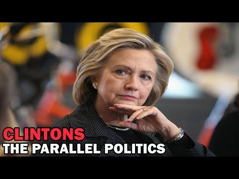 Clintons | The Parallel Politics | Nirvana People
