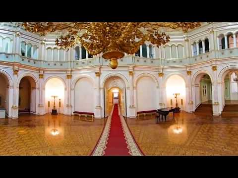 360 VR Tour | Moscow | Grand Kremlin Palace | Residence of President Putin | Inside | No comments